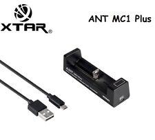 XTAR ANT MC1 Plus LED USB Battery charger - 18650 , 26650 , 14500 , 16340