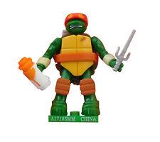 Raphael personaje Teenage Mutant Ninja Turtles Nickelodeon serie 1 Mega Bloks nuevo