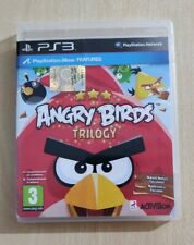 PS3 ANGRY BIRDS TRILOGY COMPLETAMENTE ITALIANO PLAYSTATION 3