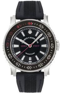 Cuervo Y Sobrinos Robusto Manjuari Automatic Men's Watch 2808.1NR3-WROB