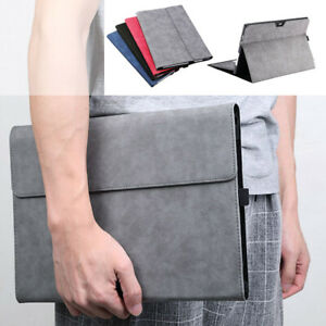 Luxury Leather Cover Case Sleeve Bag for Microsoft Surface Pro 7 6 5 4 Go/Go 2 X