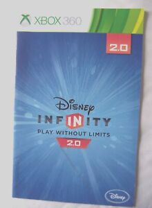 55034 Instruction Booklet - Disney Infinity Play Without Limits 2.0 - Microsoft
