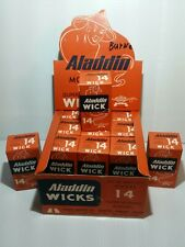 Aladdin Lamp Wick - Model 14 - NOS - Made in England - Vintage Part No. P 989902