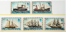 Falklands – 1978 Ships - Part set to £3 – Super Used (R2-E)