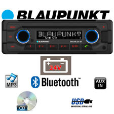Blaupunkt Dakar 224 BT 24Volt 24 V Bluetooth CD MP3 USB Autoradio pour Camions