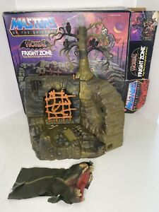 MOTU Fright Zone Masters of the Universe vintage He-Man With Box MOTUC