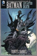 BATMAN (DICK GRAYSON) LIFE AFTER DEATH DC '10 SOFTCVR TPB COLLECT #692-699 NEW