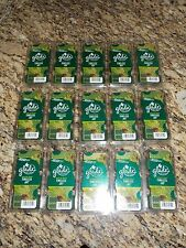 Limited Edition Glade Timeless Joy Spruce Wax Melts~ 15 packs= 90 Total