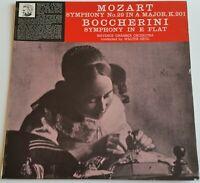 Mozart Boccherini Mayence Chamber Orchestra Walter Siegl OPUS TW 834