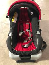 US Graco baby capsule/ car seat with base