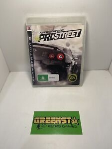 Need for Speed Pro Street PS3 🇦🇺 Seller Free And Fast Postage