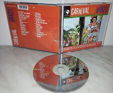 CD CARNIVAL DO BRAZIL - MARTIN GRANT KINGS GIBSON BROTHERS LOS LOBOS