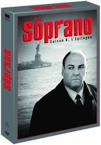 Les Soprano - Saison 6 - 2ème partie - DVD - HBO