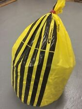 YELLOW CLINICAL TIGER WASTE BAGS 100 IN A CASE