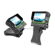"""4.3"""" LCD Monitor Video/Audio/UTP Test CCTV Tester DC 12V Output Security Camera"""