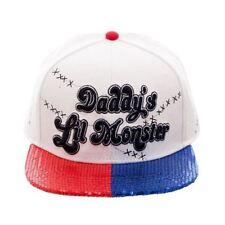 Chapeaux rouge DC pour homme