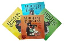 Hugless Douglas Fun 4 Picture Book David Melling Funny Kids New