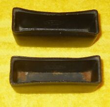 1967 Mustang Fastback Cpe Convertible GT GTA Cougar ORIG CONSOLE SEAT BELT CUPS