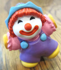 Hallmark Merry Miniatures 1990 Clown