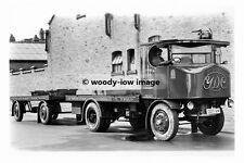 pt7188 - Dewsbury , Yorkshire Dyeware Steam Lorry , Yorkshire - photograph 6x4