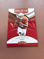 Christian Kirk Rookie Card: 2018 Panini - Contenders Football - Cardinals