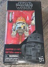 "Star Wars 6"" Action Figure Black Series - Chopper"
