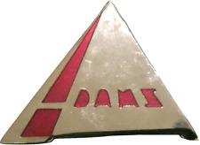 Adams, Marcos Car Badges -  A Pair of Adams Marcos Car Badges