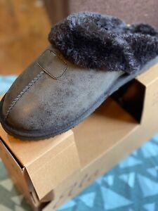 Ella Florence memory foam slippers