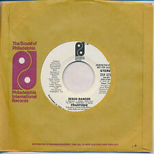 """Frantique Disco Dancer bw Night People These Days Philadelphial Int 3729 7"""" 45"""