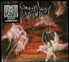 Immolation Dawn Of Possession reissue digipack  CD new Listenable Records