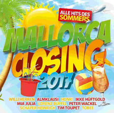 Various Artists : Mallorca Closing 2017: Alle Hits Des Sommers CD 2 discs