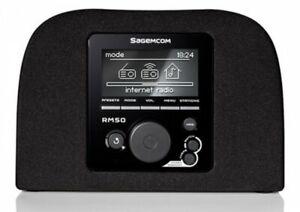 SAGEMCOM RM50 Wifi Internet & FM Radio with RDS