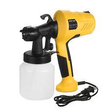Electric Paint Sprayer Gun Removable High Pressure Paint Spray Air Flow Control