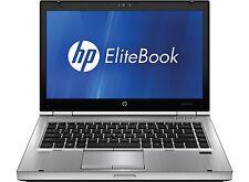 HP EliteBook 8460p / 4 GB / 250 GB / i5 2,5 GHz / USB 3.0 / WIN 7 / DE / A