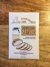 Breadtopia Dried Sourdough Starter 1 x Packet 10g