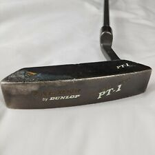 Dunlop Fuzzy Zoeller Players Touch PT-1 Putter Steel Shaft Right Handed