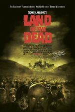 LAND OF THE DEAD MOVIE POSTER 1 Sided ORIGINAL 27x40 GEORGE A. ROMERO