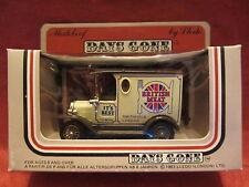 LLEDO   Days-Gone  Ford Model ' T ' Van  Cream / Black  Meat  #6003  NIB  (7)