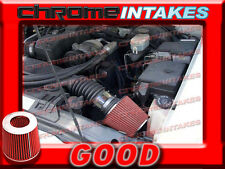 RED 94-03 CHEVY S10 S 10 PICK UP/HOMBRE/SONOMA/XTREME/ZR2 2.2L I4 AIR INTAKE