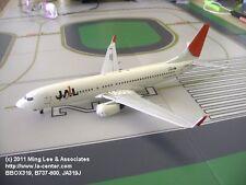 Defect Blue Box Japan JAL Express Boeing 737 1:200 Diecast Plane Aircraft Model
