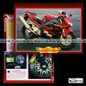 #098.08 Fiche Moto HONDA CBR 900 RR FIREBLADE 2002 Motorcycle Card