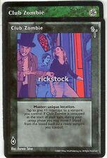 Club Zombie x2 3rd Ed FN VTES Jyhad
