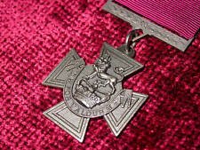 Top Quality Die Struck Victoria Cross Full Size