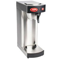 Avantco C15 Pourover Commercial Airpot Coffee, Cocoa, and Tea Brewer 120V
