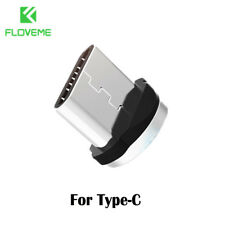 FLOVEME Magnetic Cable Braided LED Magnet Charger Cord For Android Type-C Micro