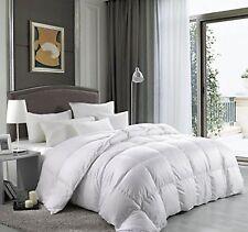 Grandeur Linen's California King Size Egyptian Cotton Cover - White