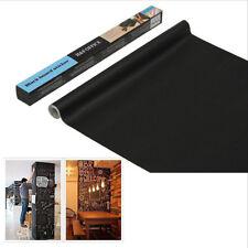 Blackboard Removable Vinyl Wall Sticker Chalkboard Decal Chalk Board 45 x 200CM