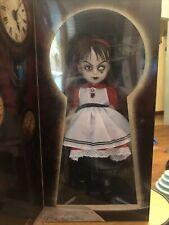 Mezco Sadie as Alice In Wonderland Living Dead Doll Nib