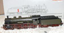 S51 Märklin Dampflok 37192 BR 17 126 Digital DRG