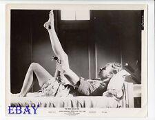 Joanne Woodward leggy Barefoot VINTAGE Photo Three Faces Of Eve